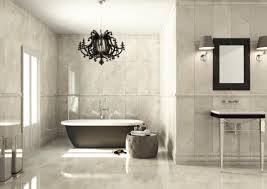 marble flooring and wall tile in modern luxury bathroom design