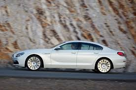 2016 bmw 6 series reviews and rating motor trend canada