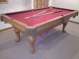 Pool Tables For Sale Used A7 Brunswick Brookstone Pool Table For Sale Sold Used Pool