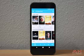 tv show favs adds material design ui in beta test