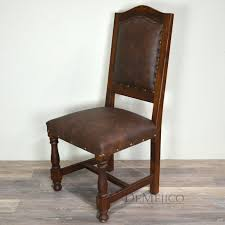 Restaurant Armchairs Rustic Dining Chairs Mexican Chairs Spanish Chairs Demejico