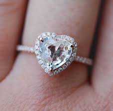heart shaped engagement ring best 20 gold heart ring ideas on no signup