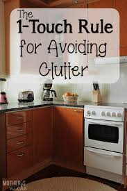1 rule for keeping your house clean and orderly uplifting mayhem