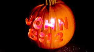 a christian jack o lantern john 8 12 bible verse youtube