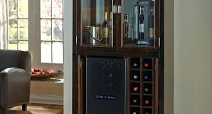 built in wine bar cabinets bar cabinet with wine cooler room a wine rack wet bar bar cabinet