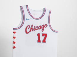 City Of Chicago Flag Meaning The Bulls Will Soon Sport Chicago Flag Inspired City Edition Jerseys