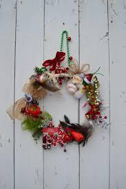 wreath bia design home garden decoration garlic idolza