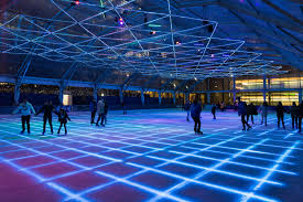 canary wharf ice rink canada square park things to do in london