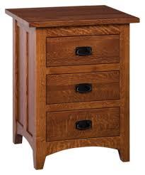Nightstand With Hidden Compartment Amish Furniture Frederick Md S A Little U0026 Co