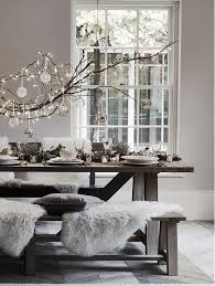 Blue And White Christmas Decorations Uk by Best 25 Christmas Interiors Ideas On Pinterest Scandinavian