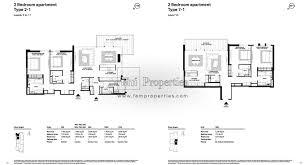 floor plans bluewaters residences jumeirah beach residence by meraas