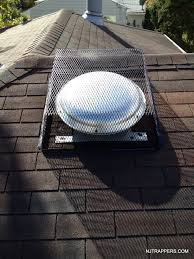 who replaces attic fans nj trappers attic fan and roof vent corners