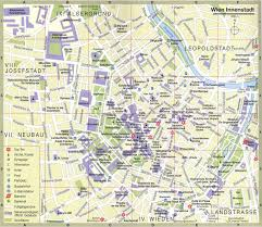 Boston Visitor Map by Maps Update 35002476 Vienna Tourist Map U2013 Map Of Vienna Tourist