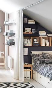 turn a small nook into a cozy sleeping area with a daybed like