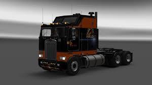 kenworth k100 kenworth k100 equipe inferno truck skin 1 26 ets2 ets2 mod