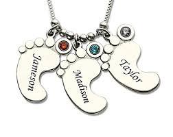 children s birthstone necklace top 10 best childrens birthstone necklaces for mothers top product
