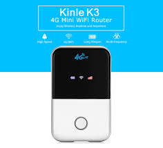 aa wifi kinle k3 4g lte wifi router 150mbps car mobile wifi hotspot