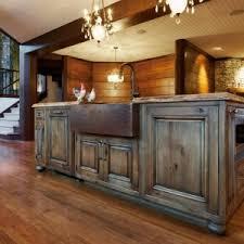 barnwood kitchen island decor tips interesting rustic kitchen cabinets for kitchen