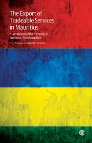 Mauritius Flag The Export Of Tradeable Services In Mauritius Commonwealth Bookshop