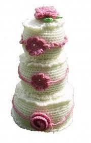 2000 free amigurumi patterns crochet wedding cake pattern