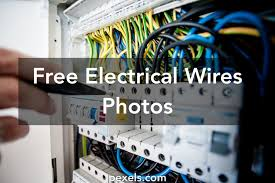 free stock photos of electrical wires pexels