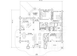 Home Floorplans Caribou Handcrafted Log Home Floor Plan