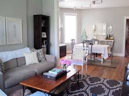 Dining Room Tables For Small Spaces Small Space Living And Dining Room Alliancemv Com