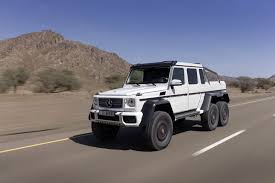 six wheel mercedes suv six wheel drive mercedes g63 amg suv 6x6