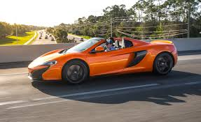 orange mclaren price 2015 mclaren 650s spider tested u2013 feature u2013 car and driver