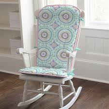 Shabby Chic Chair Pads by Rocking Chair Pads Cushions For Rocking Chairs Carousel