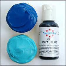 royal blue gel paste food color baking layer cake shop polyvore