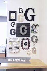 Letter Wall Decor 60 Best Letter J Wall Ideas Images On Pinterest Wall Ideas