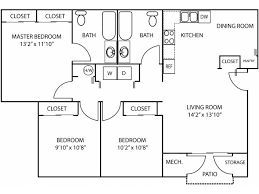 8 spruce street floor plans 3 5 bed apartments spruce street apartments