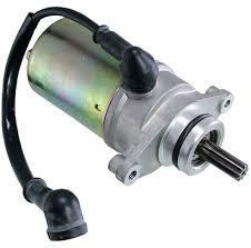 new starter motor yamaha atv yfm50 yfm80 50 80 raptor ebay
