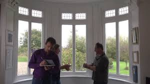 Measuring Bay Windows For Curtains Measuring A Curved Bay Window For A Curtain Pole Youtube