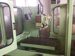 metal processing machinery deckel fp 4 me cnc milling machine