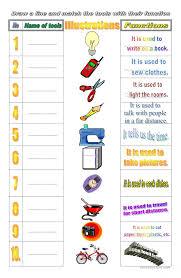 41 free esl tools worksheets
