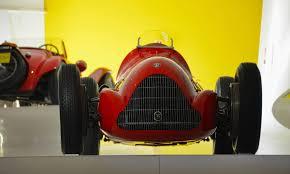 ferrari museum magnificent motors the enzo ferrari home museum in modena italy
