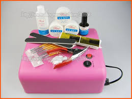 nail extensions starter kit images