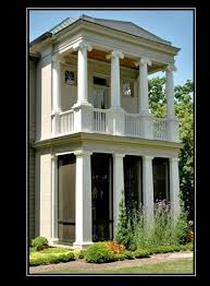 exterior columns architectural columns structural columns