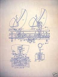 walt disney world haunted mansion doom buggy blueprint by