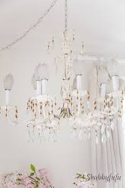 Decorating A Chandelier French Farmhouse Decorating For A Relaxed Retreat Shabbyfufu