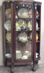 curved glass china cabinet search all lots skinner auctioneers