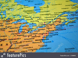 map usa place usa tourism survey place of residence in relation to canada map