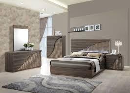 Strata Bedroom Furniture by North Zebra Wood Gold Line Bedroom Set By Global Furniture