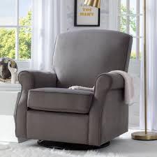 nursery recliner glider wayfair