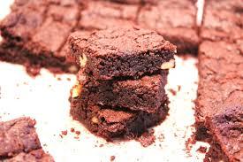 cuisiner sans oeufs brownies sans oeufs pour ceux qui aiment cuisiner