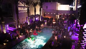 west hollywood halloween party white party splash night fridays at the w hollywood roof top