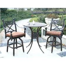 Bar Height Patio Chair Patio Backyard Patio Bar Patio Bistro Bar Set Counter Height Bar