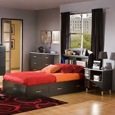 south shore cosmos black onyx and charcoal bedroom collection